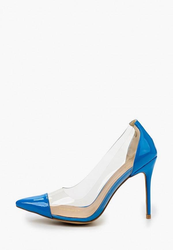 Фото 2 - женские туфли Elsi разноцветного цвета
