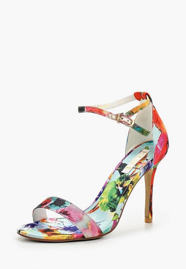 женские босоножки elsi, разноцветные