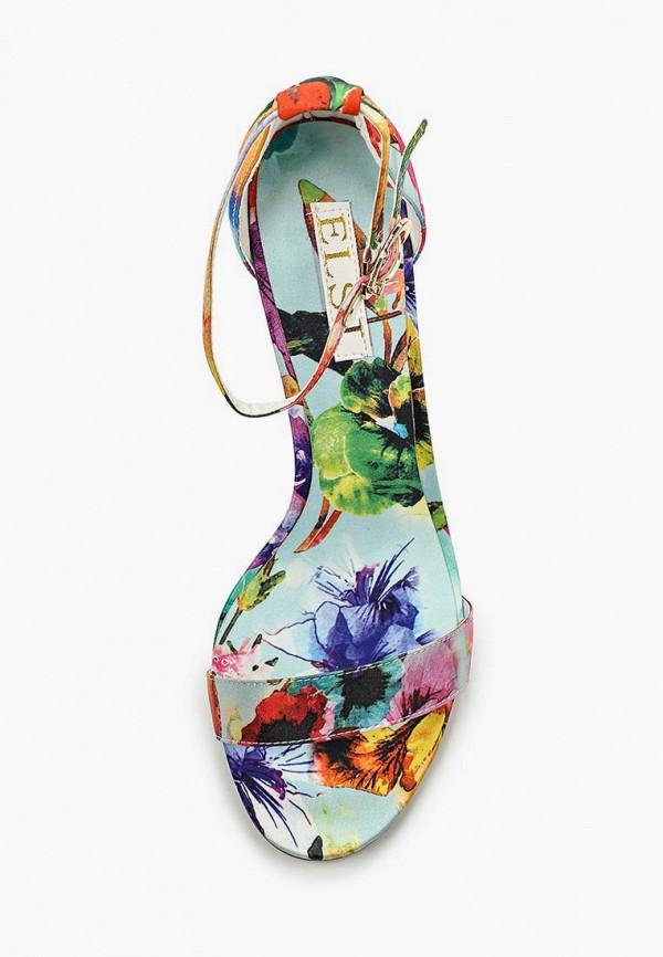 Фото 4 - женские босоножки Elsi разноцветного цвета