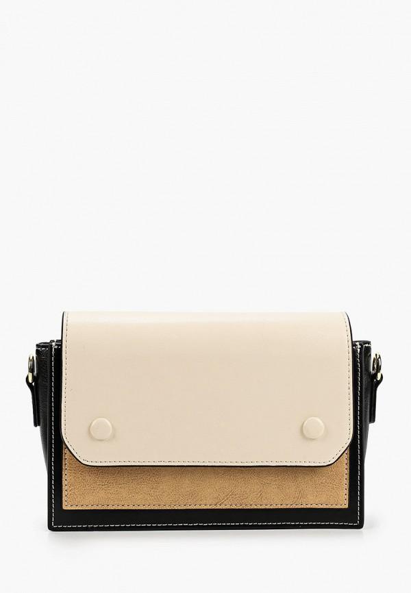 женская сумка через плечо elsi, разноцветная