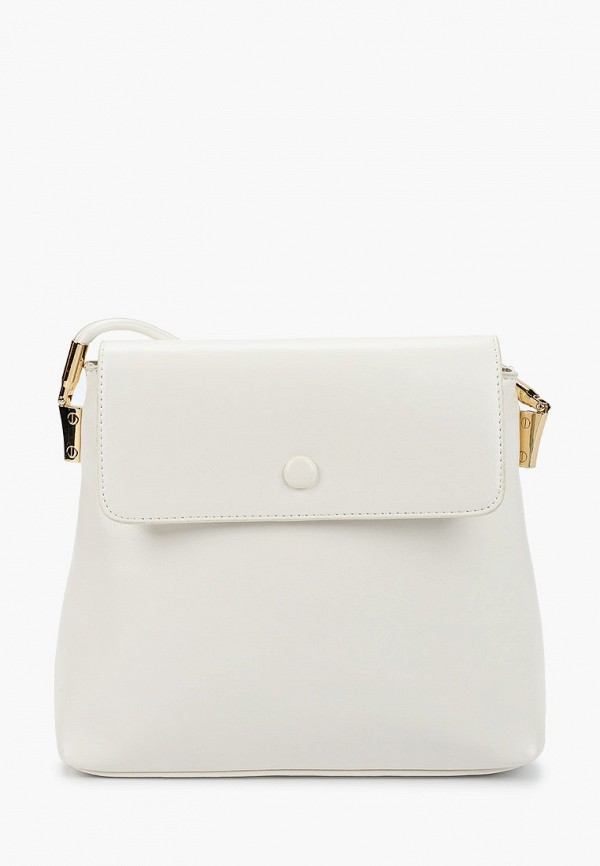 женская сумка elsi, белая