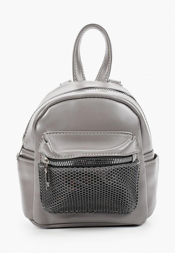 женский рюкзак elsi, серый