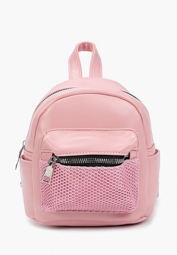 женский рюкзак elsi, розовый