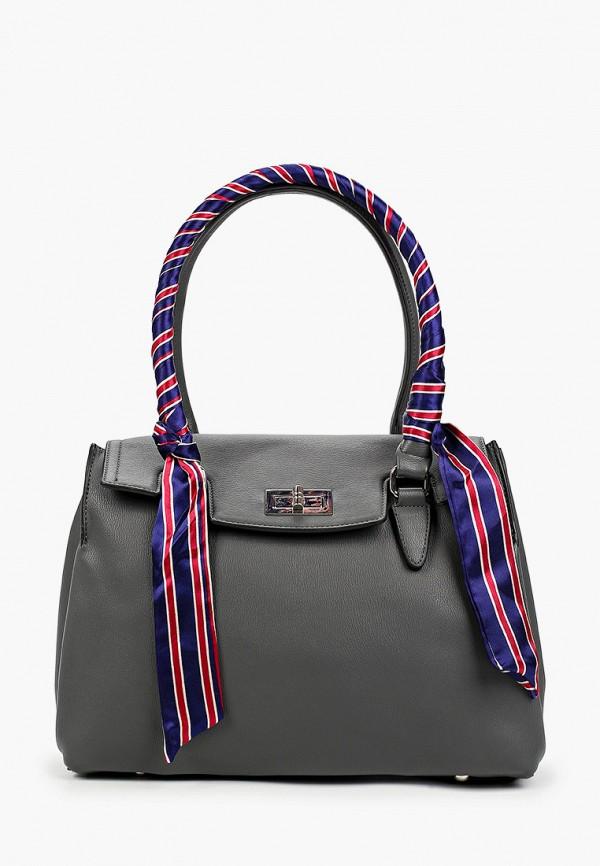 женская сумка elsi, серая