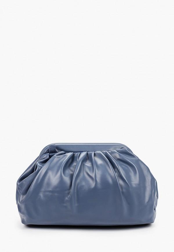 женская сумка elsi, синяя