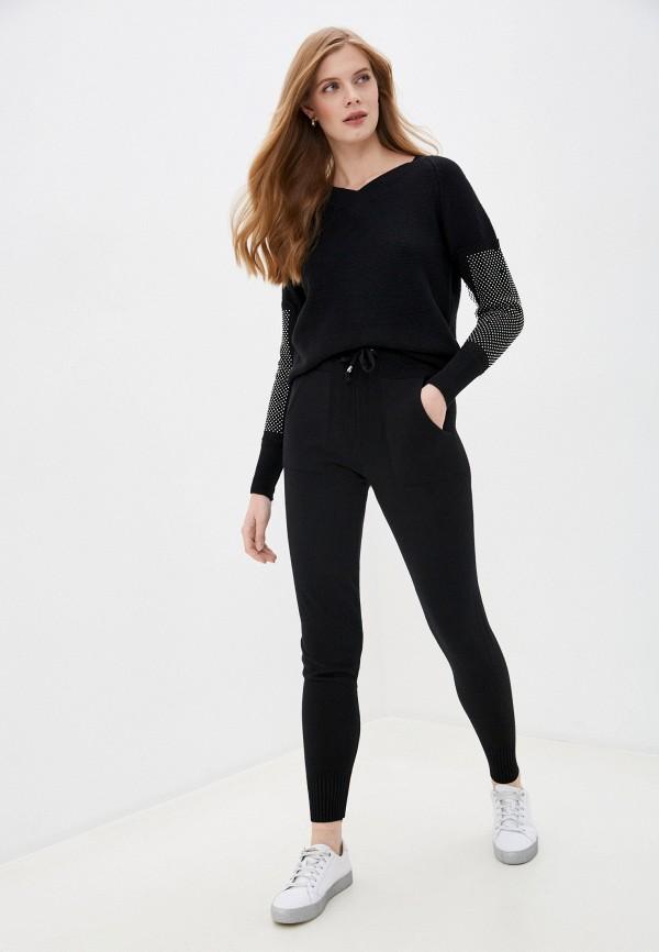 женский костюм elsi, черный