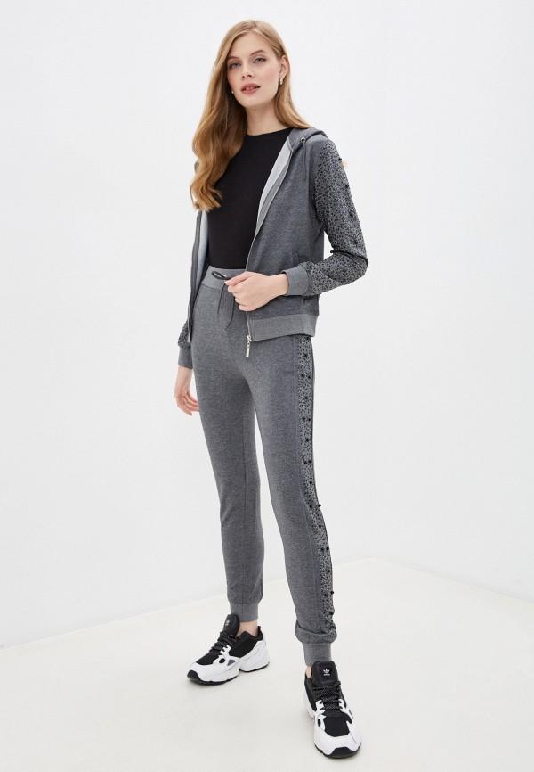 женский спортивный костюм elsi, серый