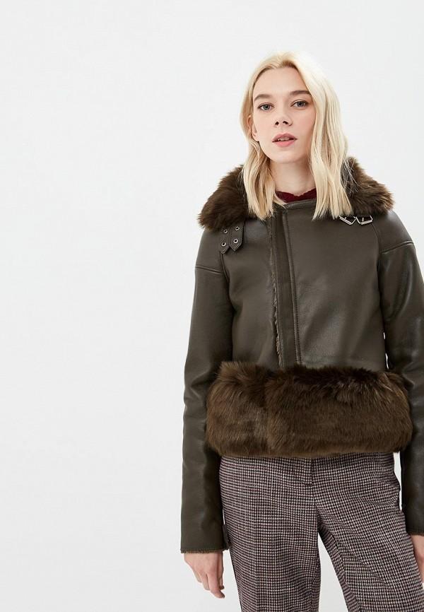 Куртка кожаная Elsi