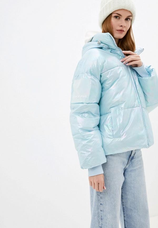 цена на Куртка утепленная Elsi Elsi EL026EWGZJW6