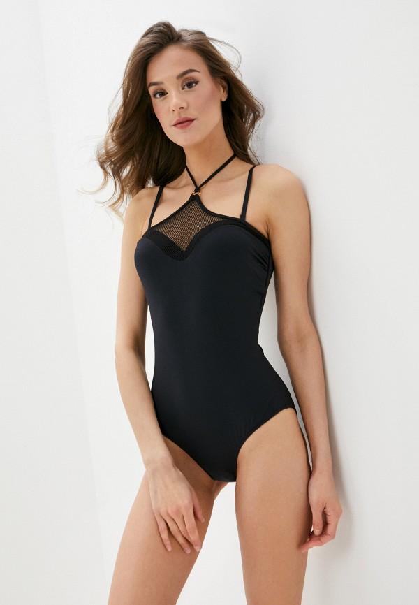 женский купальник elsi, черный