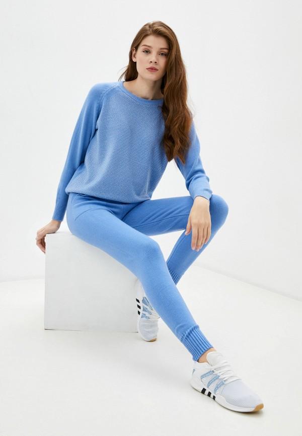 женский костюм elsi, синий