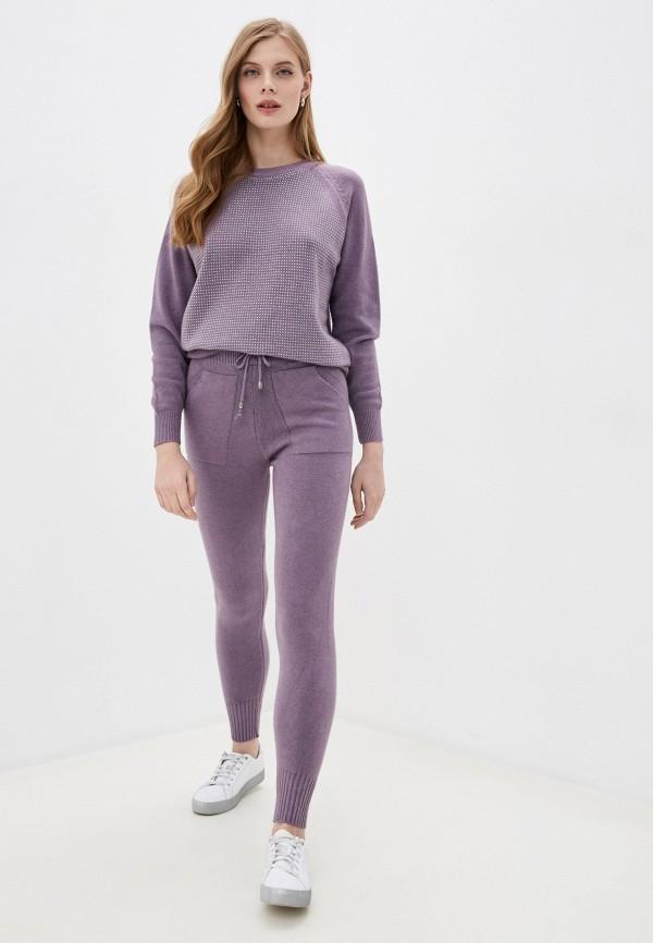 женский костюм elsi, фиолетовый