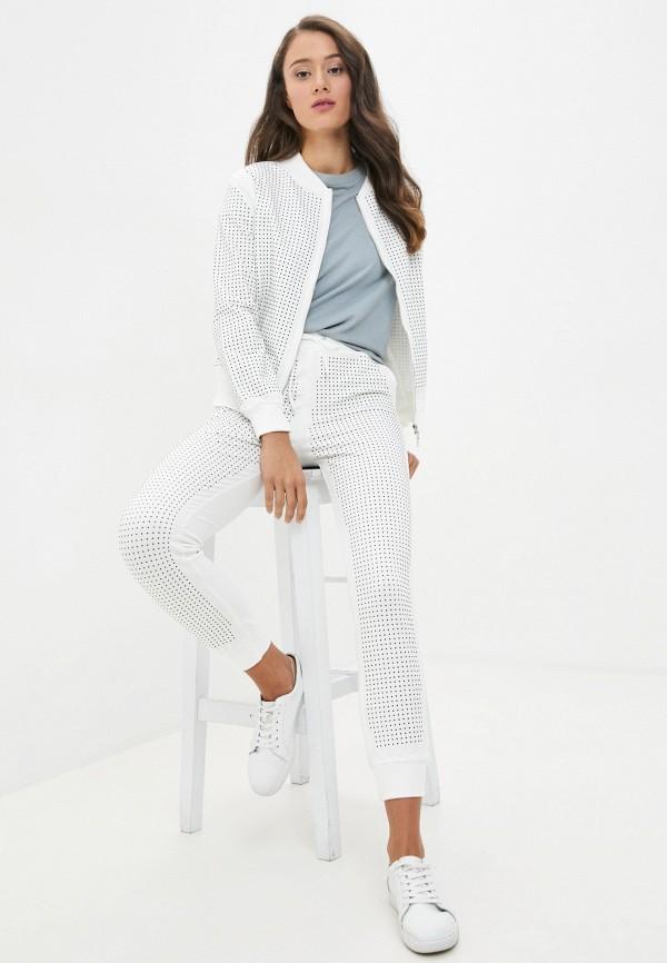 женский спортивный костюм elsi, белый