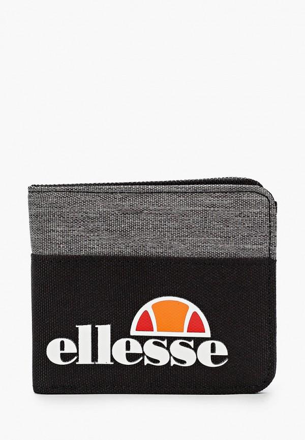 женский кошелёк ellesse, черный