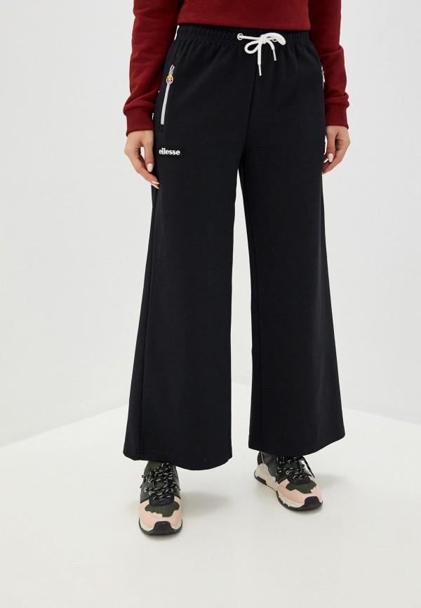 женские спортивные брюки ellesse, черные