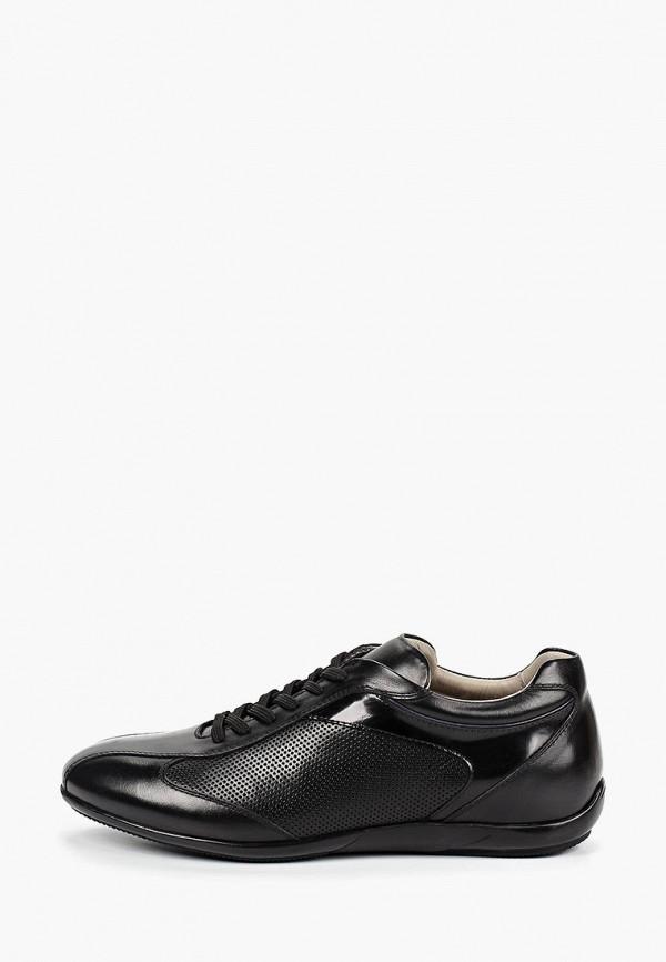 мужские кроссовки el'rosso, черные