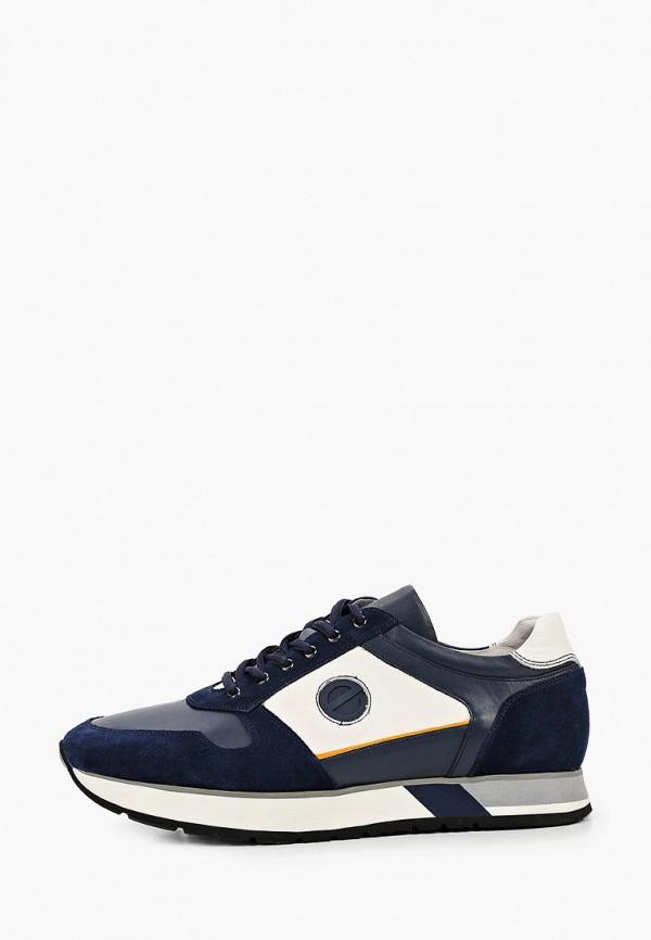 мужские низкие кроссовки el'rosso, синие