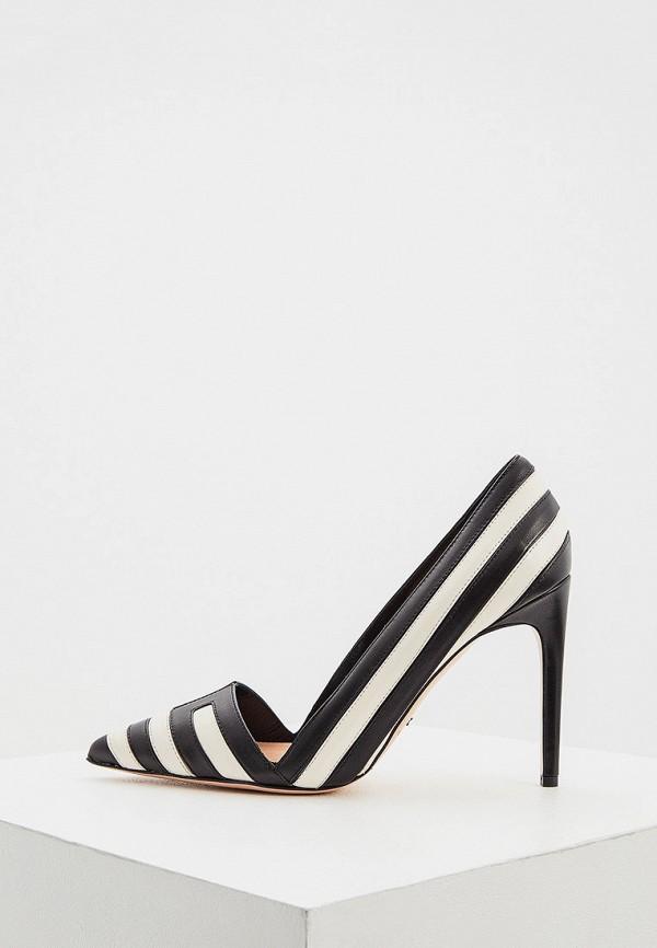 женские туфли elisabetta franchi, черные