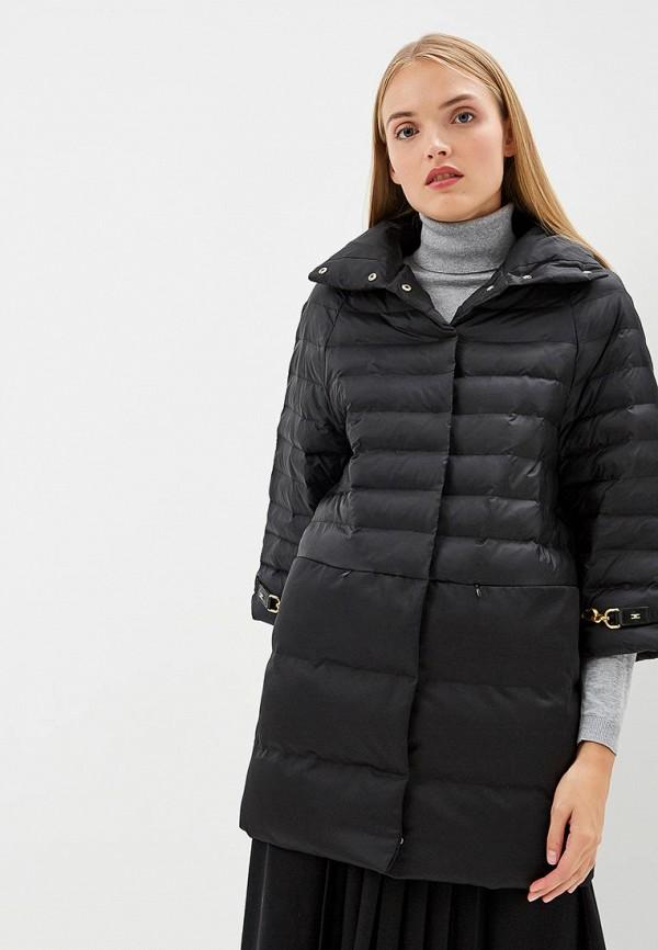 Куртка утепленная Elisabetta Franchi Elisabetta Franchi EL037EWBQAN1 куртка утепленная elisabetta franchi elisabetta franchi el037ewucw33