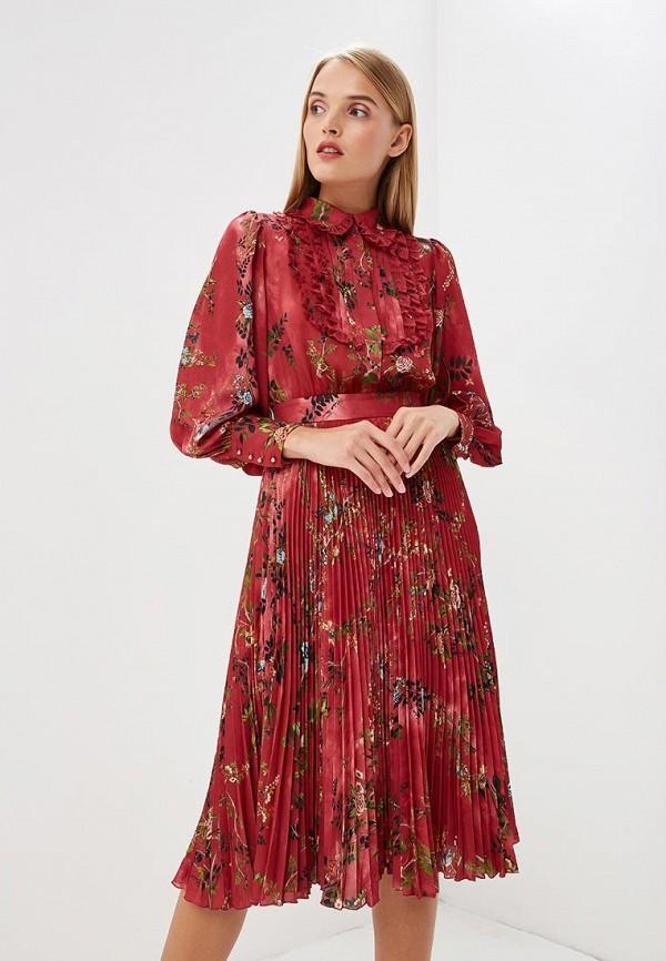 Платье Elisabetta Franchi Elisabetta Franchi EL037EWBQAO1 куртка утепленная elisabetta franchi elisabetta franchi el037ewucw33