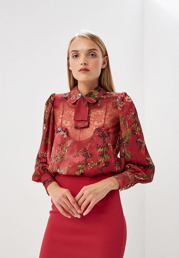 Блуза Elisabetta Franchi Elisabetta Franchi EL037EWBQAO7 цена