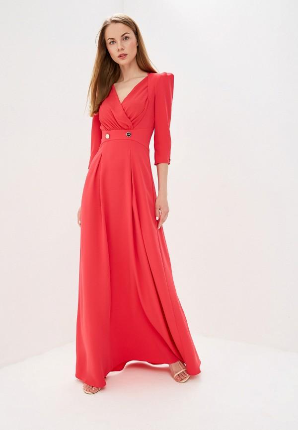 цена Платье Elisabetta Franchi Elisabetta Franchi EL037EWEDEE4 онлайн в 2017 году