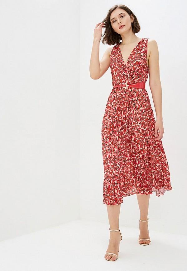 Платье Elisabetta Franchi Elisabetta Franchi EL037EWEDEE5 цена