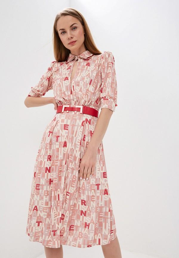 цены на Платье Elisabetta Franchi Elisabetta Franchi EL037EWEJHL9  в интернет-магазинах