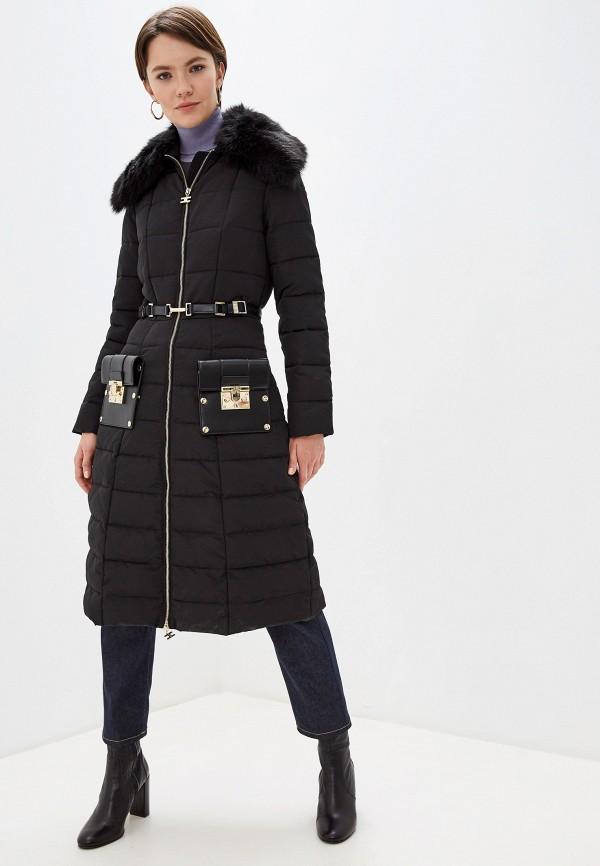 купить Куртка утепленная Elisabetta Franchi Elisabetta Franchi EL037EWFMKP8 дешево