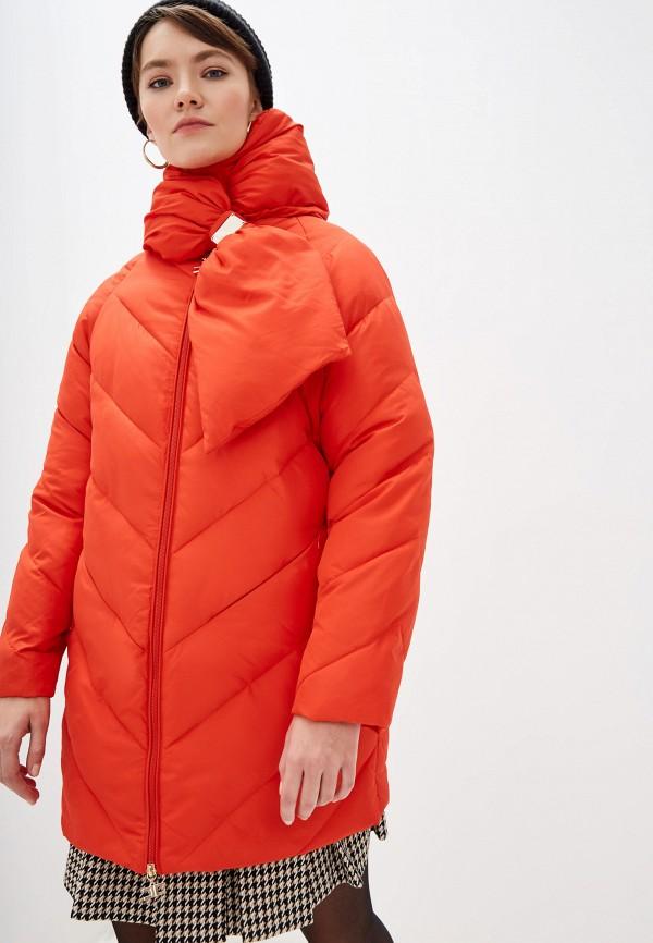 купить Куртка утепленная Elisabetta Franchi Elisabetta Franchi EL037EWFMKQ1 дешево