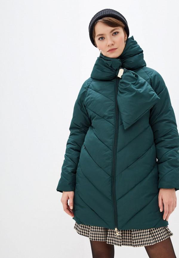 купить Куртка утепленная Elisabetta Franchi Elisabetta Franchi EL037EWFMKQ2 дешево