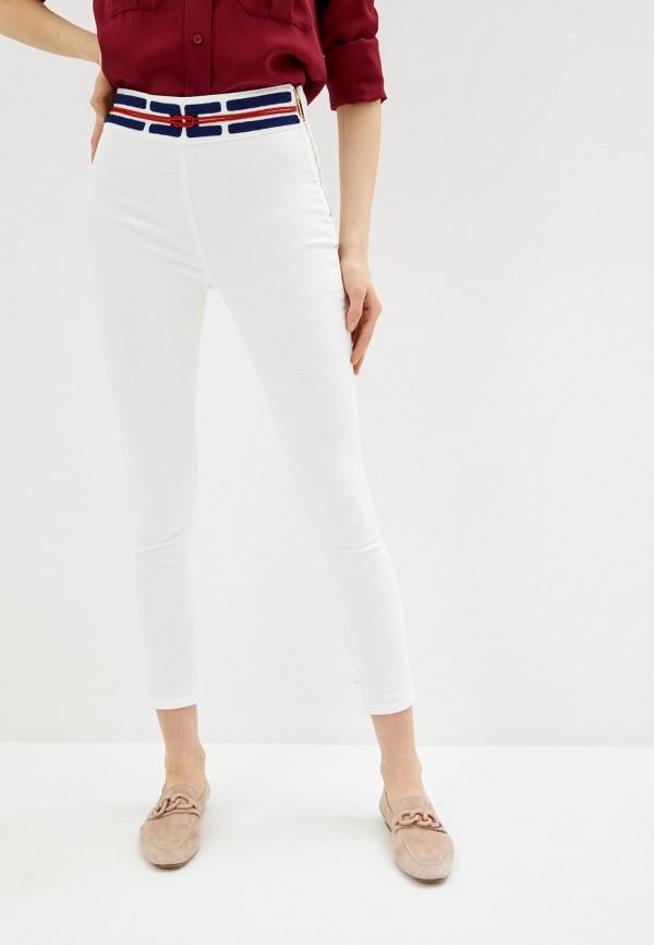 женские джинсы elisabetta franchi, белые