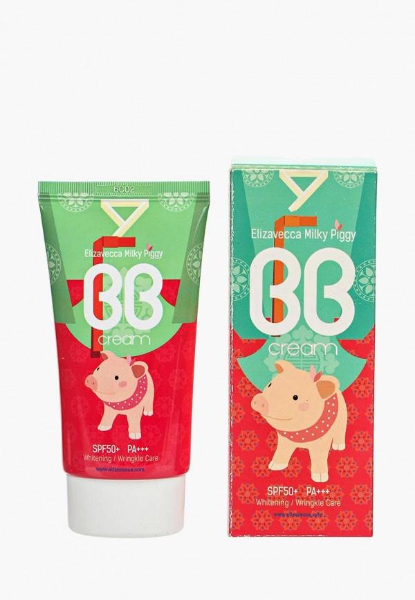 BB-Крем Elizavecca Elizavecca EL039LWTDT46 питательный крем для лица c лошадиным жиром elizavecca milky piggy origin ma cream