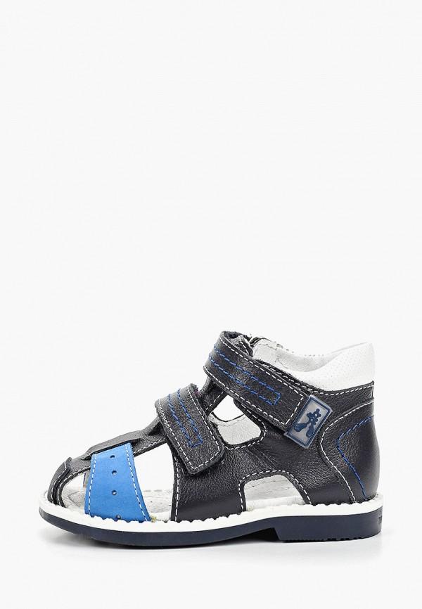 Сандалии Elegami Elegami EL047ABFDQI1 полуботинки для мальчика elegami цвет темно синий 5 522151902 размер 36