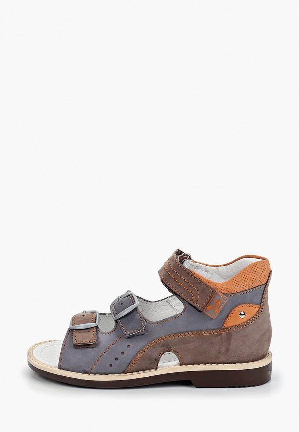 сандалии elegami малыши, серые