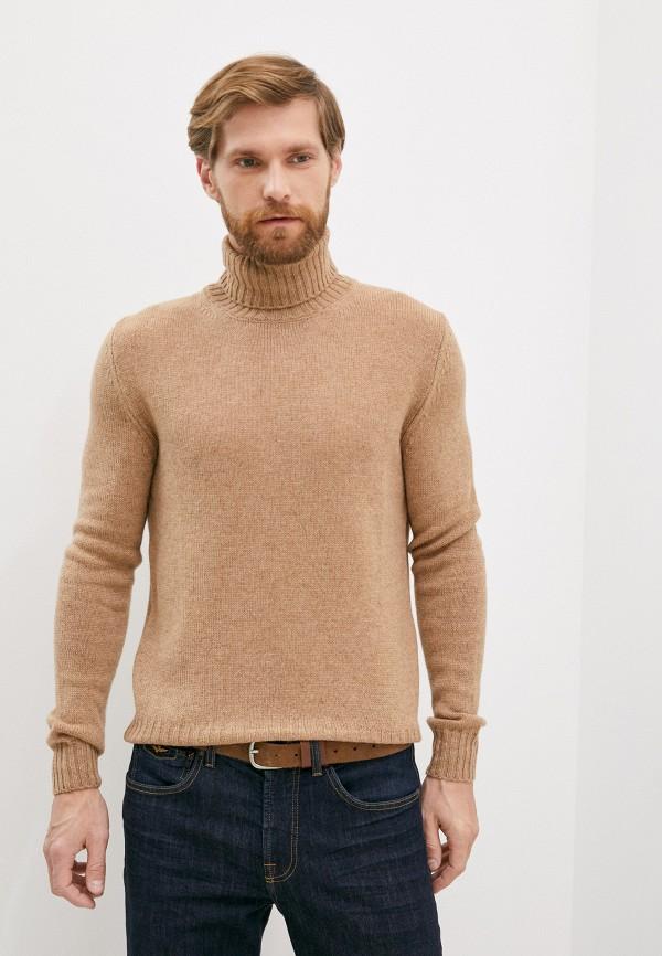 мужской свитер eleventy, бежевый
