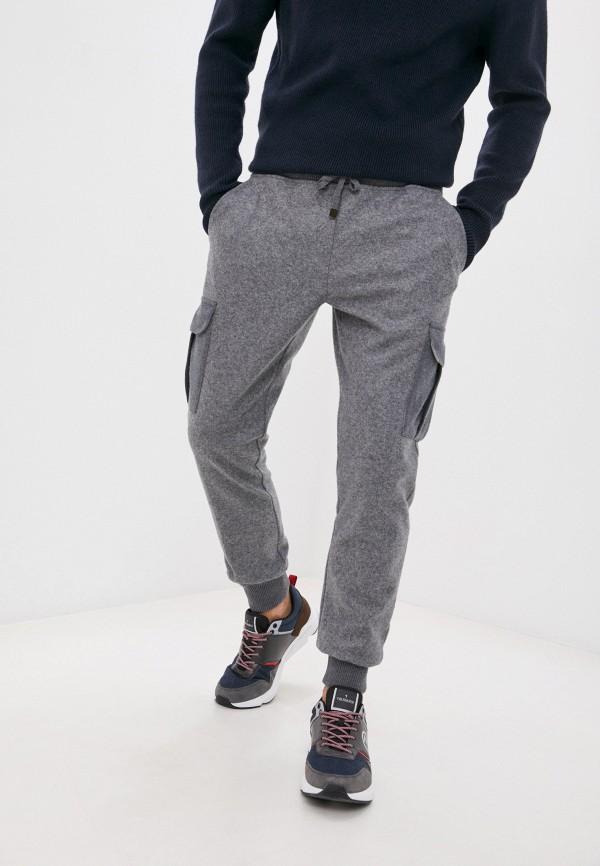 мужские повседневные брюки eleventy, серые