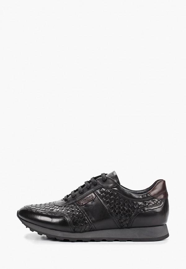 мужские кроссовки el tempo, черные