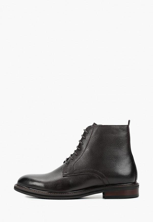 мужские ботинки el tempo, коричневые