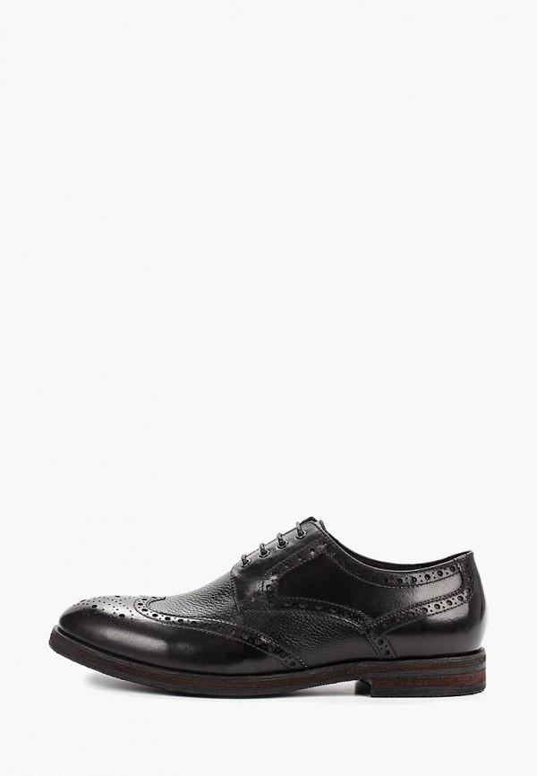 мужские туфли el tempo, черные