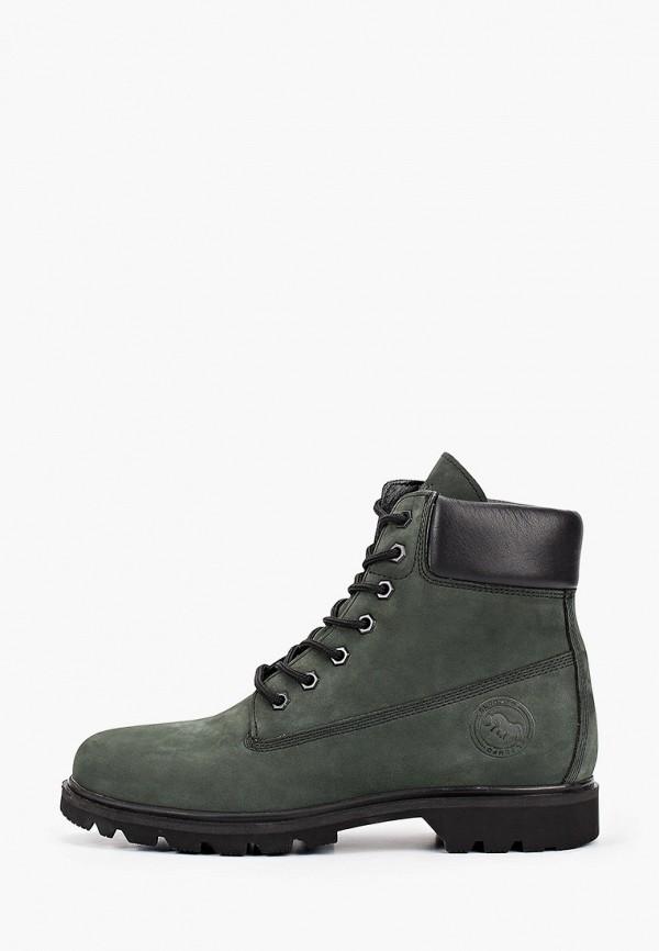 мужские ботинки el tempo, зеленые