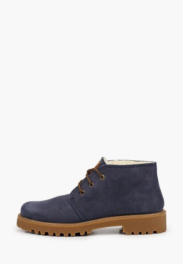 мужские ботинки el tempo, синие