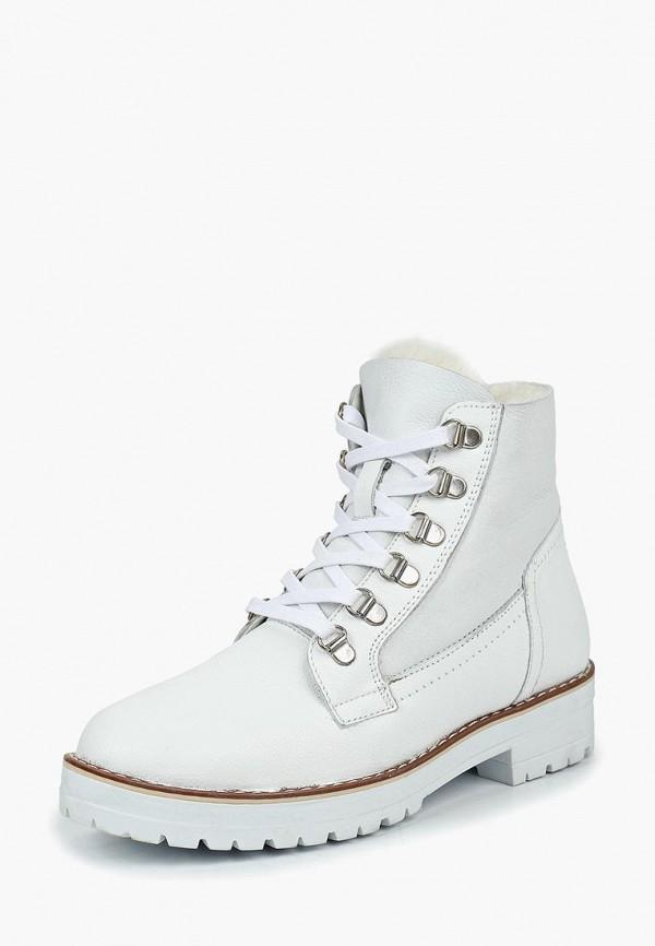 Купить Ботинки El Tempo, EL072AWCERM4, белый, Осень-зима 2018/2019