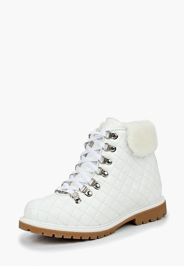 женские ботинки el tempo, белые