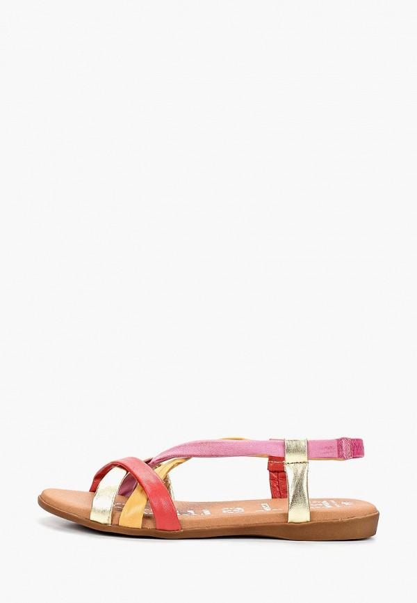 женские сандалии el tempo, разноцветные