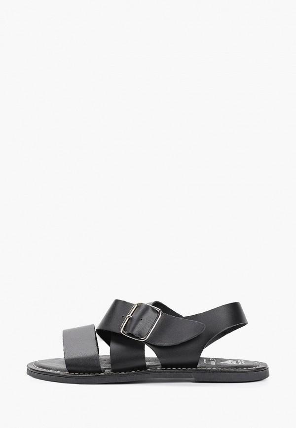 женские сандалии el tempo, черные