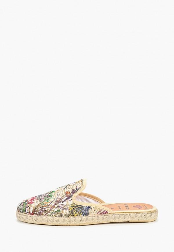 женские эспадрильи el tempo, разноцветные