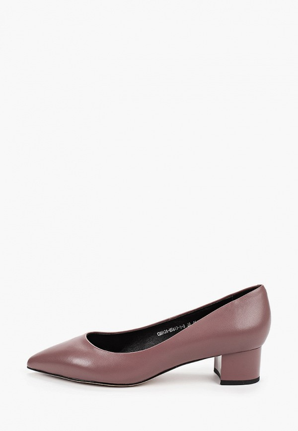 женские туфли el tempo, розовые