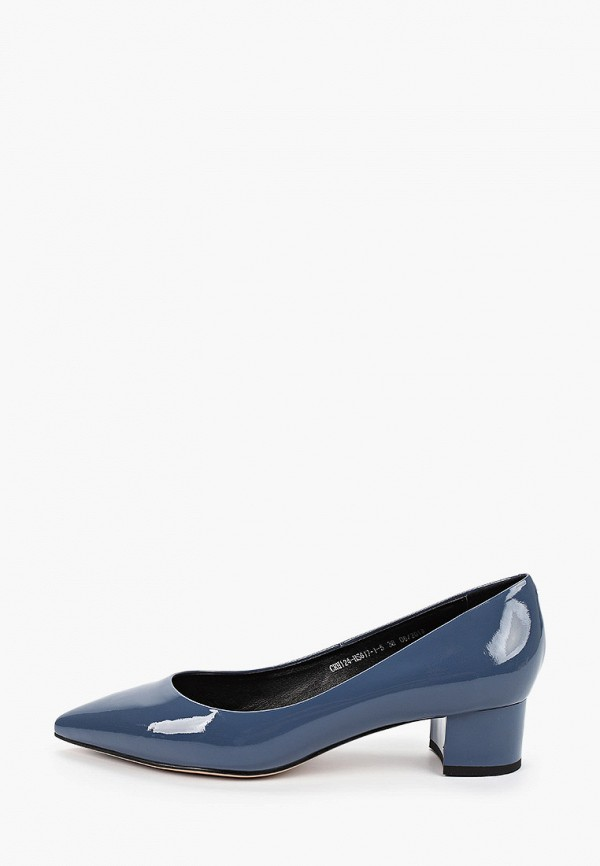 женские туфли el tempo, синие