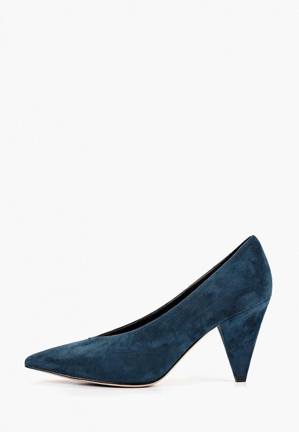 женские туфли el tempo, бирюзовые